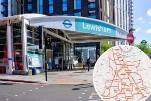 land registry plans lewisham